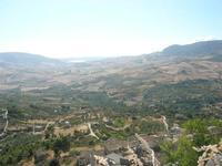 panorama dal Castello Federico II - 31 agosto 2010  - Giuliana (3167 clic)