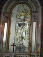 la Cattedrale Metropolitana della Santa Vergine Maria Assunta: cappella Madonna degli Infermi - inte