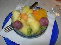 insalata di frutta - La Cambusa - 2 novembre 2010  - Castellammare del golfo (1694 clic)