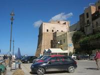 via Don L. Zangara e Castello a Mare - 21 febbraio 2010   - Castellammare del golfo (1575 clic)
