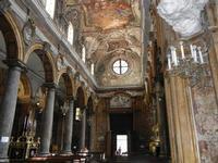Chiesa SS. Matteo e Mattia Apostoli o Chiesa di San Matteo al Cassaro - interno - 8 agosto 2011 PALE