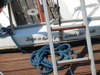 al porto - particolare - 8 maggio 2011  - Balestrate (1669 clic)