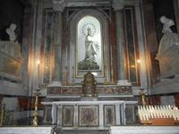la Cattedrale Metropolitana della Santa Vergine Maria Assunta - interno: cappella Immacolata Concezi