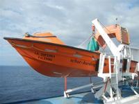 Mar Tirreno - a bordo della nave La Superba - Grandi Navi Veloci - 21 ottobre 2011 PALERMO LIDIA NAV