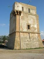 Torre di avvistamento - 7 novembre 2010  - Marausa lido (1352 clic)