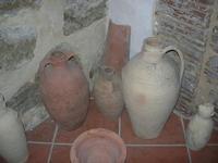 Antica Fornace Sant'Angelo - interno - bummuli - 12 agosto 2010  - Salemi (2233 clic)
