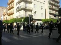 Processione in onore di San Francesco di Paola - 9 maggio 2010  - Marsala (1533 clic)