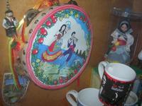 tamburello e souvenir - 1 gennaio 2011  - Erice (1236 clic)