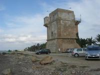 Torre di avvistamento - 7 novembre 2010  - Marausa lido (1690 clic)