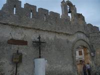 Castello di Baida - 30 ottobre 2011  - Balata di baida (931 clic)