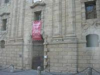 sul trenino turistico - visita alla città - Carcere Borbonico, sede di un picccolo museo civico - 4