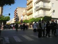 Processione in onore di San Francesco di Paola - 9 maggio 2010  - Marsala (2175 clic)