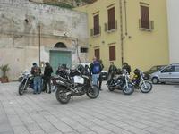 Via Don L. Zangara - 2° MOTORADUNO CITTA' DI CARINI - sosta al Bar Vogue - 28 novembre 2010  - Castellammare del golfo (1485 clic)