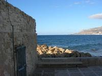 Chiesa San Liberale e vista sul mare - 31 luglio 2010  - Trapani (3596 clic)