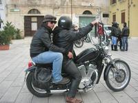 Via Don L. Zangara - 2° MOTORADUNO CITTA' DI CARINI - sosta al Bar Vogue - 28 novembre 2010  - Castellammare del golfo (1482 clic)