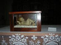 Gesù Bambino in cera - 4 dicembre 2010 CALTAGIRONE LIDIA NAVARRA