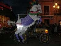 Carnevale - sfilata carri allegorici - 8 marzo 2011  - Cinisi (2472 clic)