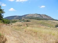 zona archeologica e tempio - 7 luglio 2011  - Segesta (1415 clic)