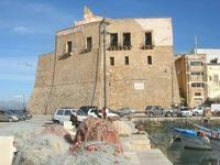 Castello a Mare - 21 febbraio 2010   - Castellammare del golfo (1570 clic)