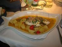 sarago all'acqua pazza con patate - La Cambusa - 2 maggio 2010  - Castellammare del golfo (4737 clic)