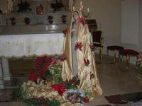 Chiesa del SS. Salvatore - interno - 6 gennaio 2011  - Guarrato (1216 clic)
