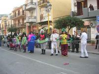 Carnevale - sfilata carri allegorici - 8 marzo 2011  - Cinisi (1702 clic)