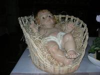Gesù Bambino - 4 dicembre 2010 CALTAGIRONE LIDIA NAVARRA