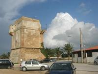 Torre di avvistamento - 7 novembre 2010  - Marausa lido (1477 clic)