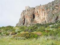 free climbing - falesia all'Isulidda - 1 maggio 2011  - Macari (1702 clic)