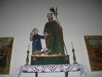 Chiesa del SS. Salvatore - interno - 6 gennaio 2011  - Guarrato (1289 clic)