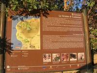 Le Grotte di Custonaci - cartello turistico - 5 settembre 2010  - Custonaci (1800 clic)