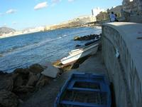 barche in secca - 31 luglio 2010  - Trapani (2063 clic)