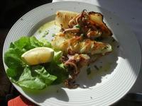 calamari alla griglia - La Perla - 7 novembre 2010  - Marausa lido (2754 clic)