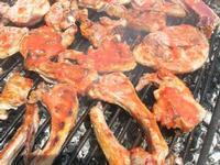 grigliata di carne - 25 aprile 2010  - Castellammare del golfo (4028 clic)
