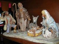 presepe in ceramica - 4 dicembre 2010  - Caltagirone (1685 clic)
