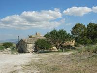 Castello di Rampinzeri - 6 giugno 2010  - Santa ninfa (1665 clic)