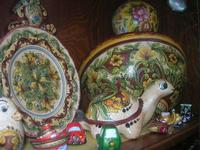 ceramiche - 1 gennaio 2011  - Erice (1373 clic)