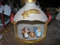 Mercatini di Natale - ceramica e Natività - 4 dicembre 2010  - Caltagirone (1856 clic)