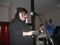 Presentazione del Connubio RizzoMani - Parole in Musica - Francesco Gallina e Donatella Piras - presso la Sala Convegni dell'Istituto Suore Francescane S. Chiara - 24 aprile 2010  - Corleone (3079 clic)