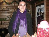Mercatini di Natale - 4 dicembre 2010 CALTAGIRONE LIDIA NAVARRA