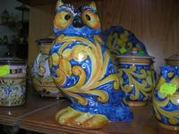 ceramiche - 4 dicembre 2010 CALTAGIRONE LIDIA NAVARRA