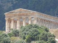 il tempio - 7 luglio 2011  - Segesta (1361 clic)