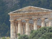 il tempio - 7 luglio 2011  - Segesta (1507 clic)