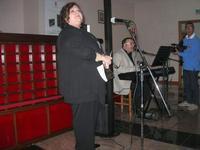 Presentazione del Connubio RizzoMani - Parole in Musica - Francesco Gallina e Donatella Piras - presso la Sala Convegni dell'Istituto Suore Francescane S. Chiara - 24 aprile 2010  - Corleone (3169 clic)