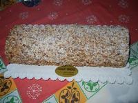 tronchetto gelato nocciola - 8 settembre 2011  - Alcamo (840 clic)