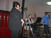Presentazione del Connubio RizzoMani - Parole in Musica - Francesco Gallina e Donatella Piras - presso la Sala Convegni dell'Istituto Suore Francescane S. Chiara - 24 aprile 2010  - Corleone (3141 clic)