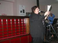 Presentazione del Connubio RizzoMani - Parole in Musica - Francesco Gallina e Donatella Piras - presso la Sala Convegni dell'Istituto Suore Francescane S. Chiara - 24 aprile 2010  - Corleone (3323 clic)