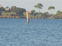 windsurf presso l'Isola di Mozia - 20 novembre 2011  - Mozia (1041 clic)