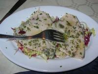 carpaccio di pesce spada - Caravella - 14 novembre 2010  - Alcamo marina (2426 clic)