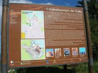 Castellammare del Golfo - cartello turistico - 14 ottobre 2010  - Castellammare del golfo (1237 clic)